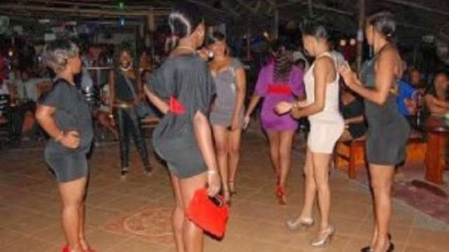 Prostitutes Ejura