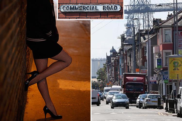 Prostitutes Newport