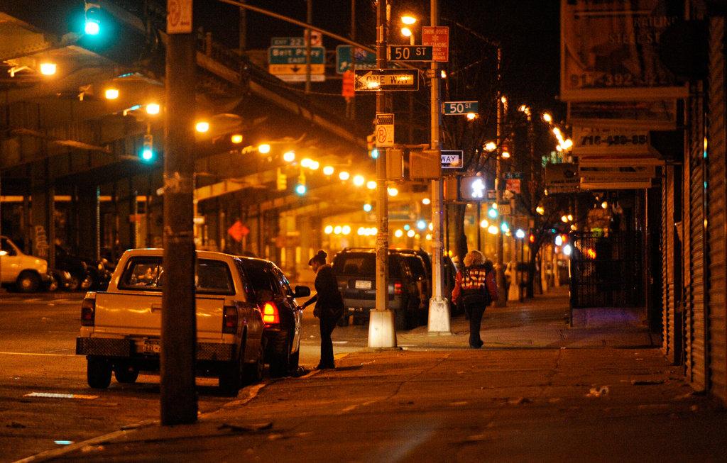Prostitutes New City