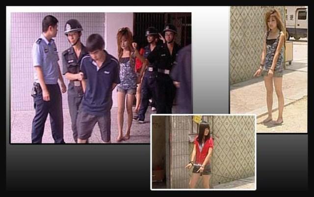 Prostitutes Guilin