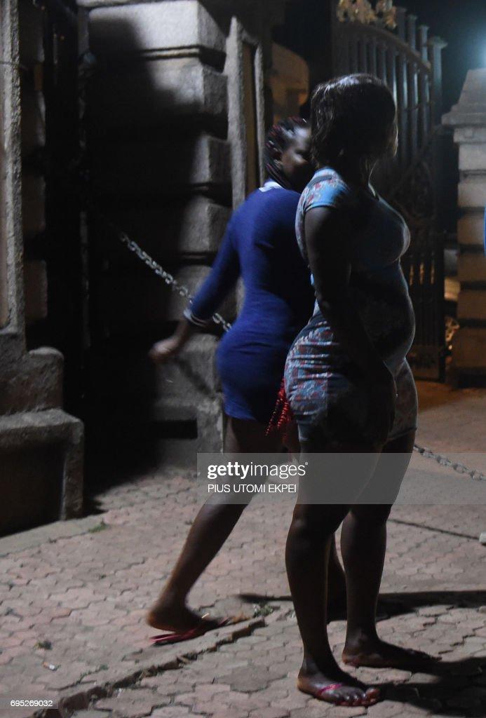 Prostitutes Benin City