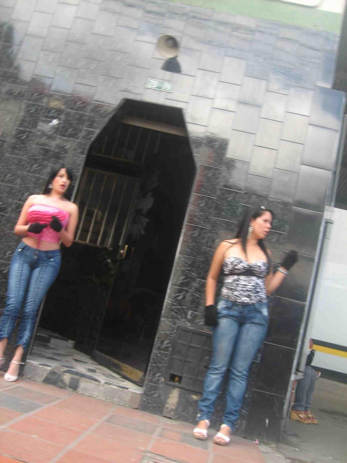Prostitutes Andes