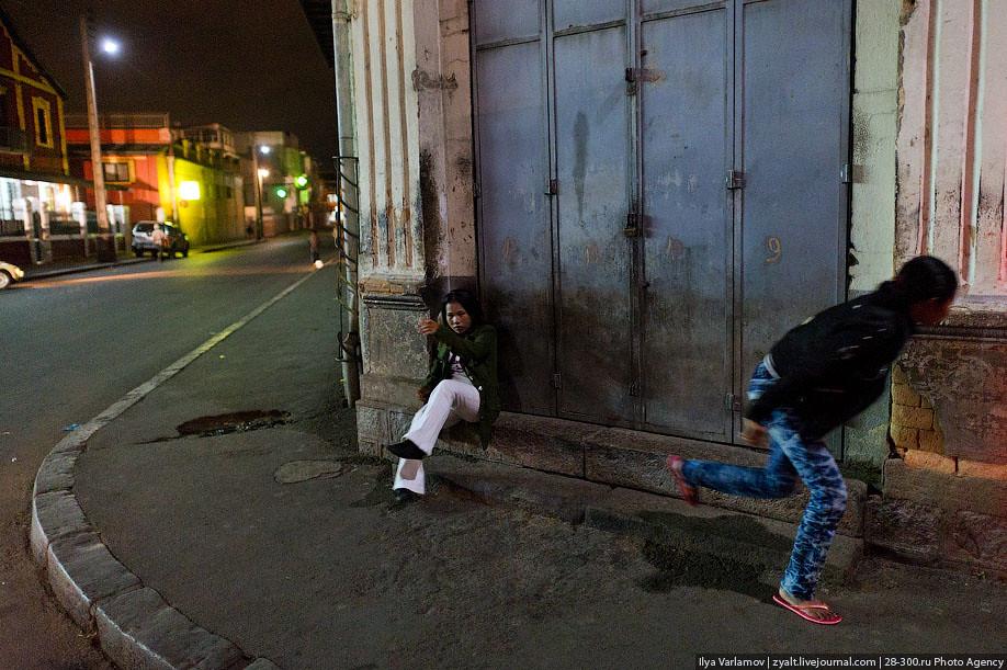 Prostitutes Antananarivo