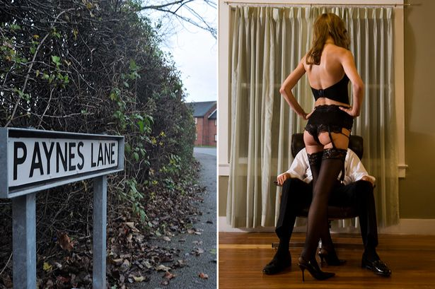 Prostitutes Bowie