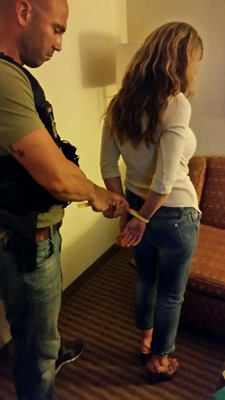 Prostitutes Police